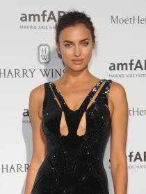 Las celebrities más sexys se dan cita en la Gala AmfAR París 2015