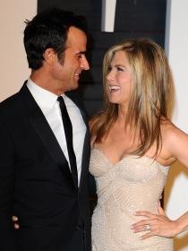 Jennifer Aniston y otras famosas que se casaron en secreto