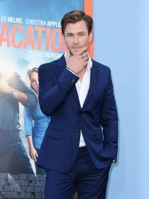 Chris Hemsworth, el marido macizo de Elsa Pataky