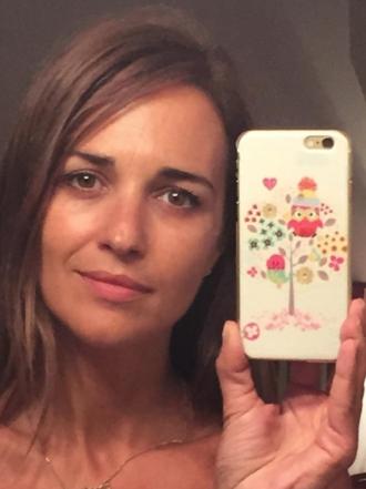 La belleza de Paula Echevarría y otras famosas sin maquillar