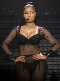 10 veces en las que Nicki Minaj puso cara de chunga