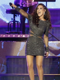 Estrellas en el concierto del 25 aniversario de Cadena Dial