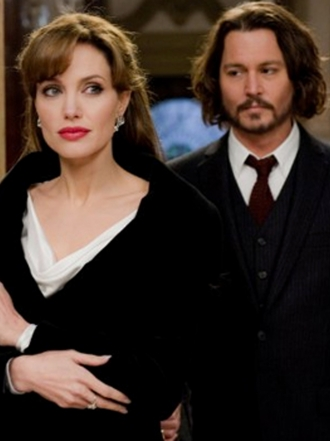 Angelina y Johnny Depp y 8 parejas de cine que no se tragan