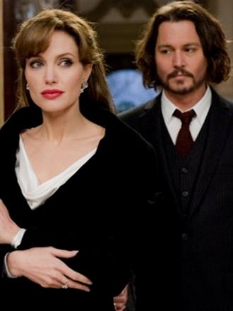 Angelina y Johnny Depp y 8 parejas de cine que no se tragan