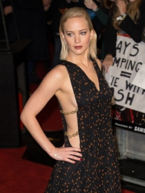 Las estrellas de The Hunger Games: Mockingjay llegan a Londres