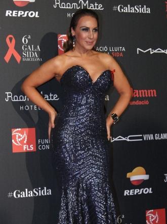 Mónica Naranjo y las mejor vestidas de la semana