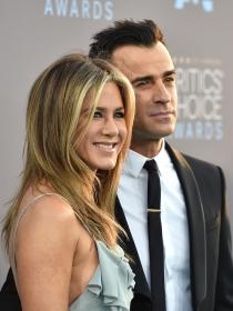 Jennifer Aniston y Justin Theroux, un romance de película