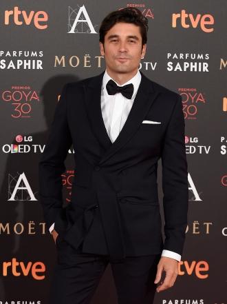 Goya 2016: Álex García y los hombres más guapos del cine español