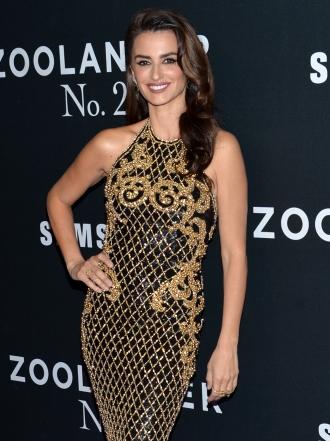 Penélope Cruz y otros famosos brillan con Zoolander 2