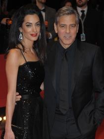 Berlinale 2016: Amal Clooney y otros famosos en la red carpet