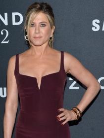 Jennifer Aniston y las mejor vestidas de la semana