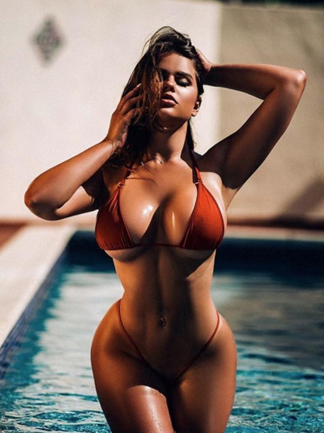Anastasiya Kvitko: las fotos más hot de la Kim Kardashian rusa