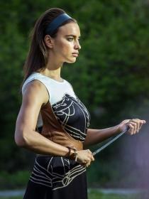 Vogue: Así es el lado más sexy y rebelde de Irina Shayk
