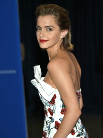 White House Correspondents Dinner: Emma Watson y otros famosos