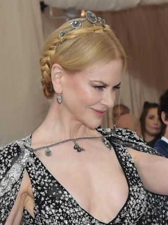 Nicole Kidman y los mejores peinados de la MET Gala 2016