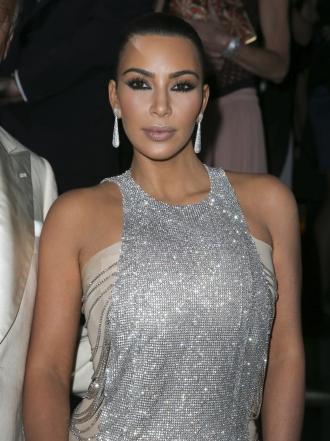 Kim Kardashian y las mejor vestidas de la semana