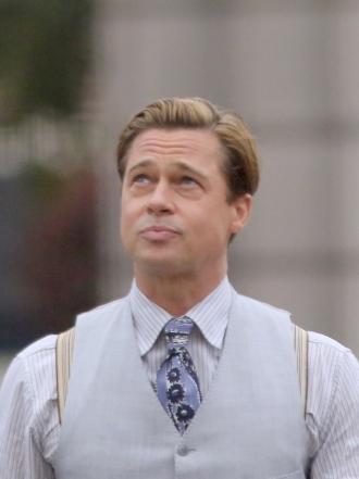 Brad Pitt y otros famosos que fueron héroes en la vida real