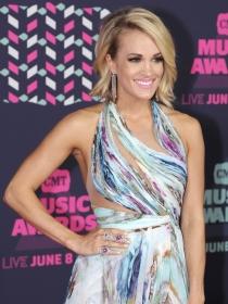 Carrie Underwood y las mejor vestidas de la semana