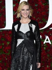 Cate Blanchett y otros famosos en los Premios Tony 2016