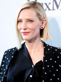 Cate Blanchett y las famosas mejor vestidas de la semana