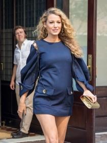 Blake Lively y las famosas mejor vestidas de la semana