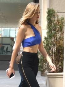 Moda: 8 veces que Gigi Hadid fue la reina del crop top