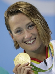 Mireia Belmonte, así es la nadadora y campeona olímpica