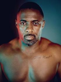 Las mejores fotos del gran actor Idris Elba