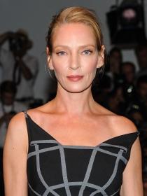 Uma Thurman y las famosas mejor vestidas de la semana