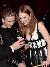 Scarlett Johansson y los famosos a los que les han hackeado