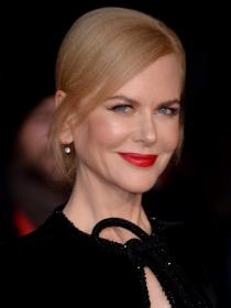 Nicole Kidman y las famosas mejor vestidas de la semana