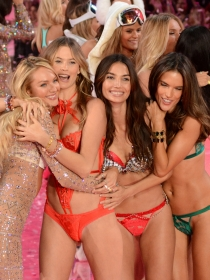 Así han cambiado las modelos de Victoria's Secret con el tiempo