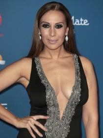 Mónica Naranjo y otros famosos en la Gala contra el sida 2016