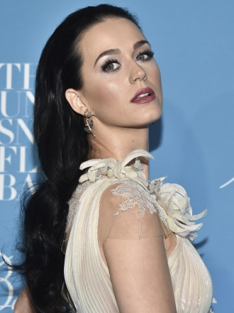 Katy Perry las famosas mejor vestidas de la semana