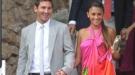Messi y su novia Antonella Roccuzzo