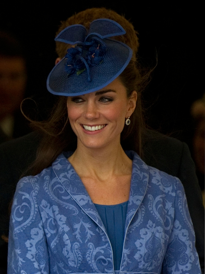 El 'look' de Kate Middleton, la Princesa de Inglaterra