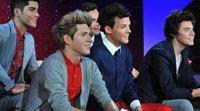 Las fotos de One Direction, muñecos de cera en un Museo de Nueva York