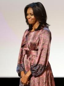 Los looks de Michelle Obama: estilo y elegancia
