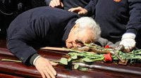 Funeral de Sara Montiel: el último cuplé de una diva