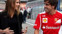 Fernando Alonso y su novia Dasha Kapustina: historia de amor en fotos