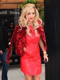 Vestidos rojos: el look de la seducción es el rojo pasión