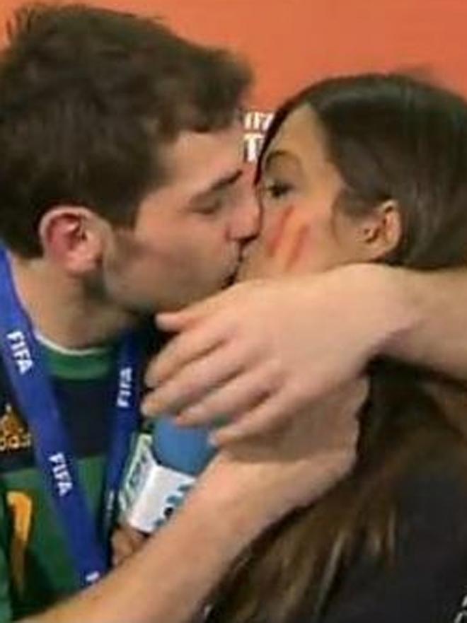 Iker Casillas y Sara Carbonero: una historia de amor muy futbolera