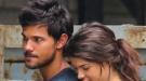 Así es Marie Avgeropoulos, la novia de Taylor Lautner