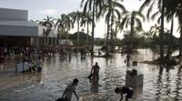 Catástrofe en México: las fotos más impactantes de las inundaciones en Acapulco