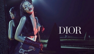 El lado más sexy de Rihanna para Dior arrasa