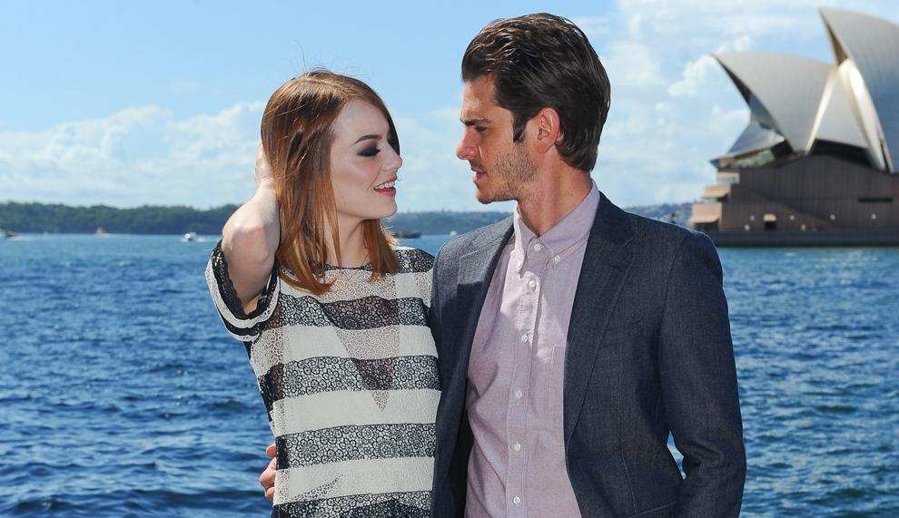 Emma Stone y Andrew Garfield, ¿juntos de nuevo?