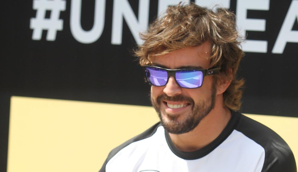 Fernando Alonso, ¿una familia junto a Lara Álvarez?