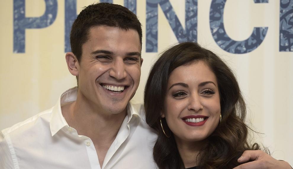 Hiba Abouk feliz por Álex González disfruta de su soltería tras El príncipe
