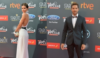 Bisbal y La China Suárez, confirman su ruptura en los Premios Platino