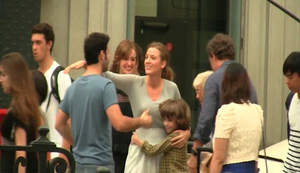 Blake Lively, en Barcelona sin Ryan Reynolds y su hija James